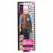 Ken Fashionistas 154 Com Camisa Xadrez - Mattel - GHW70