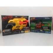 Kit Nerf Alpha Strike Hammerstorm + Nerf N-Strike Modulus Ghost Ops Chronobarrel