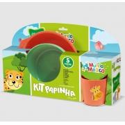 Kit Papinha Mundo Mágico Xplast 9397