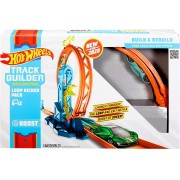 Lançador Looping Hot Wheels - Track & Builder Unlimited - GLC90