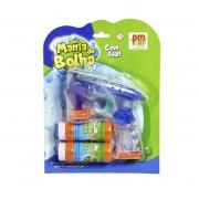 Lançador Mania De Bolhas Cristal Dm Toys Dmt5345