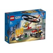 LEGO City - Combate ao Fogo com Helicóptero - 60248