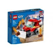 LEGO City - Jipe de Assistência dos Bombeiros