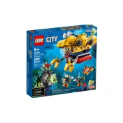 LEGO City - Submarino de Exploração do Oceano