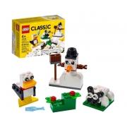 LEGO Classic - Blocos Brancos Criativos 11012