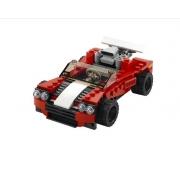 LEGO Creator 3 em 1 Carro Esportivo 31100