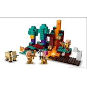 LEGO Minecraft - A Floresta Destruída - 21168