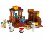 LEGO Minecraft O Posto Comercial 21167