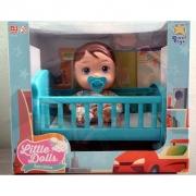 Little Dows Bercinho menino - Diver Toys