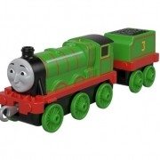 Locomotiva Thomas & Friends - Trackmasters - Henry - Mattel