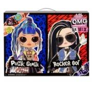 LOL Surprise OMG Remix 2 Punk Grrrl & Rocker Bof Candide  8959