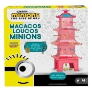 Macacos Loucos -  Minions - Mattel games