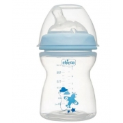 Mamadeira - Step Up - Azul - 250 Ml - Chicco