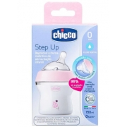 Mamadeira - Step Up - Rosa - 150 Ml - Chicco