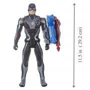 Marvel Avengers: Endgame- Titan Hero Power FX Series Capitão America- Hasbro - E3301