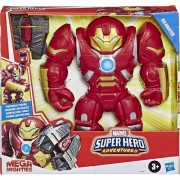Marvel Super Hero Adventures - Hulkbuster Mega Mighties E6668 - Hasbro