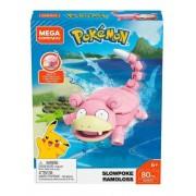 Mega Construx - Pokémon - Slowpoke - Pacote de Poder - Mattel