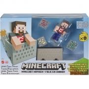 Minecraft Minecart Mayhem Playset GVL55
