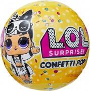 Mini Boneca Surpresa - LOL - Confetti Pop - Série 3