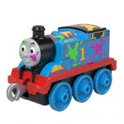 Mini Veículo - Thomas e Seus Amigos - Thomas com Manchas de Tinta - Fisher-Price