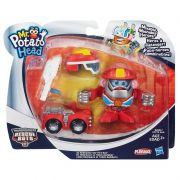 Mr. Potato Head- Transformers Rescue Bots- Heatwave- Playskool- A7273