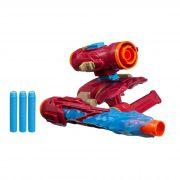 Nerf Assembler Gear Marvel Vingadores: Infinity War-Homem de Ferro - Hasbro-E0562
