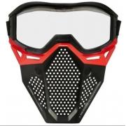 NERF RIVAL Máscara de proteção Vermelha Hasbro B1590