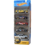 Pack de 5 Hot Wheels - Car Meet