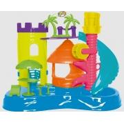 Parque Aquático De Brinquedo Completo Judy C/acessórios