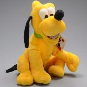 Pelúca Infantil Pluto Mickey Mouse 33cm - Multikids Br337