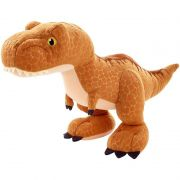 Pelúcia Jurassic World Tiranossauro Rex-Mattel-FMM55
