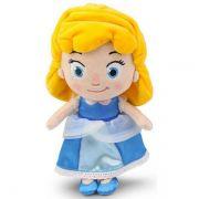 Pelúcia Princesa Disney Cinderela-DTC-4344