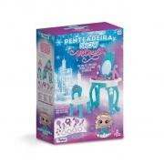 Penteadeira Princesas Snow Xplast Brinquedos