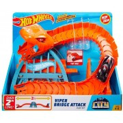 Pista Hot Wheels Ponte De Cobra FNB05/Gjk88 - Mattel