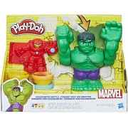 Play Doh Marvel Hulk E1951