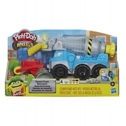 Play Doh Wheels Caminhao De Cimento Hasbro E6891