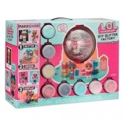 Playset com Mini Boneca - LOL Surprise - Diy Glitter Station - Candide