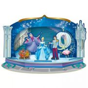 Playset Momentos Magicos Princesas Disney Cinderela - Estrela
