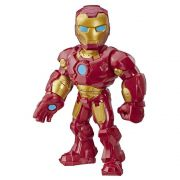 Playskool Heroes- Marvel Super Hero Adventures - Mega Mighties Homem de Ferro- Playskool- E4132