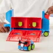 Playskool Transformers Optimus Prime Carreta Lançador E3285 - Hasbro