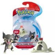 Pokemon Rattata de Alola e Sandygast - DTC