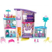 Polly Pocket Mega Casa de Surpresas-Mattel-GFR12