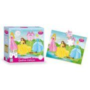 Quebra Cabeça Princesas - Nig