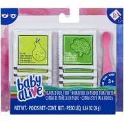 Refil de Comida em Pó Baby Alive - E0302