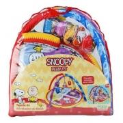 Tapete de atividades Infantil Snoopy YesToys