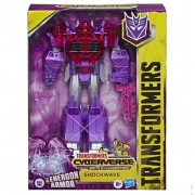 Transformers Figura Cyberverse Ultimate Shockwave
