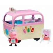 Veículo da Peppa Caminhão de Sorvete Sunny 2307