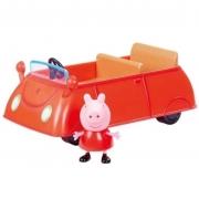 Veículo da Peppa Carro da Peppa Pig Sunny 2307