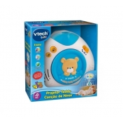 Vtech Projetor Teddy Cancao De Ninar Yes Toy 80 1000