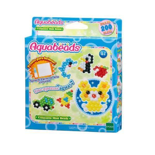 Aquabeads Conjunto Mini Beads Brilhantes -Epoch -30968
